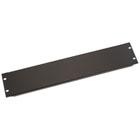 Filler Panel, Black, 2U (3.50