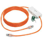 CAT6 Protected Patch Cord, 10-ft. (3-m)