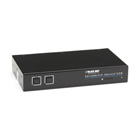 ServSwitch Secure KVM Switch with USB, EAL2+ EAL4+ Certified/TEMPEST Level I (Level A) Certified, VGA, 2-Port with Card Reader Support