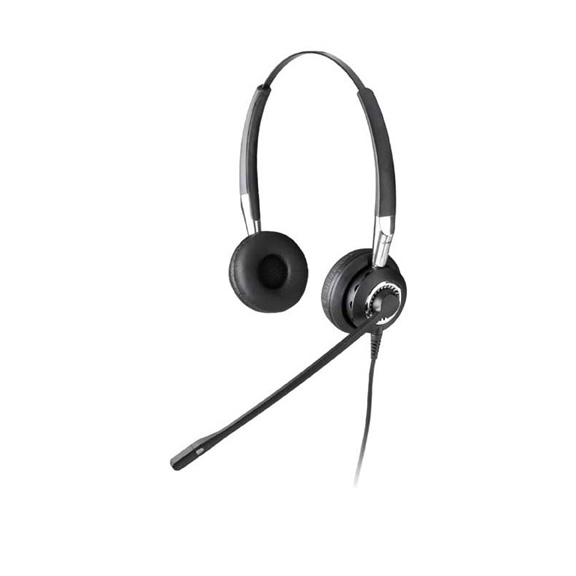Jabra GN2425 Noise Cancelling Headset, Binaural
