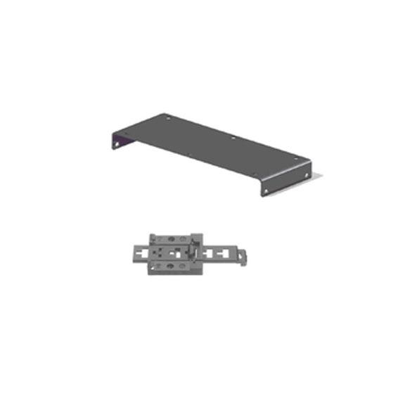 Din Rail Mount Kit ACX300 KVM Extender Receiver   Black Box