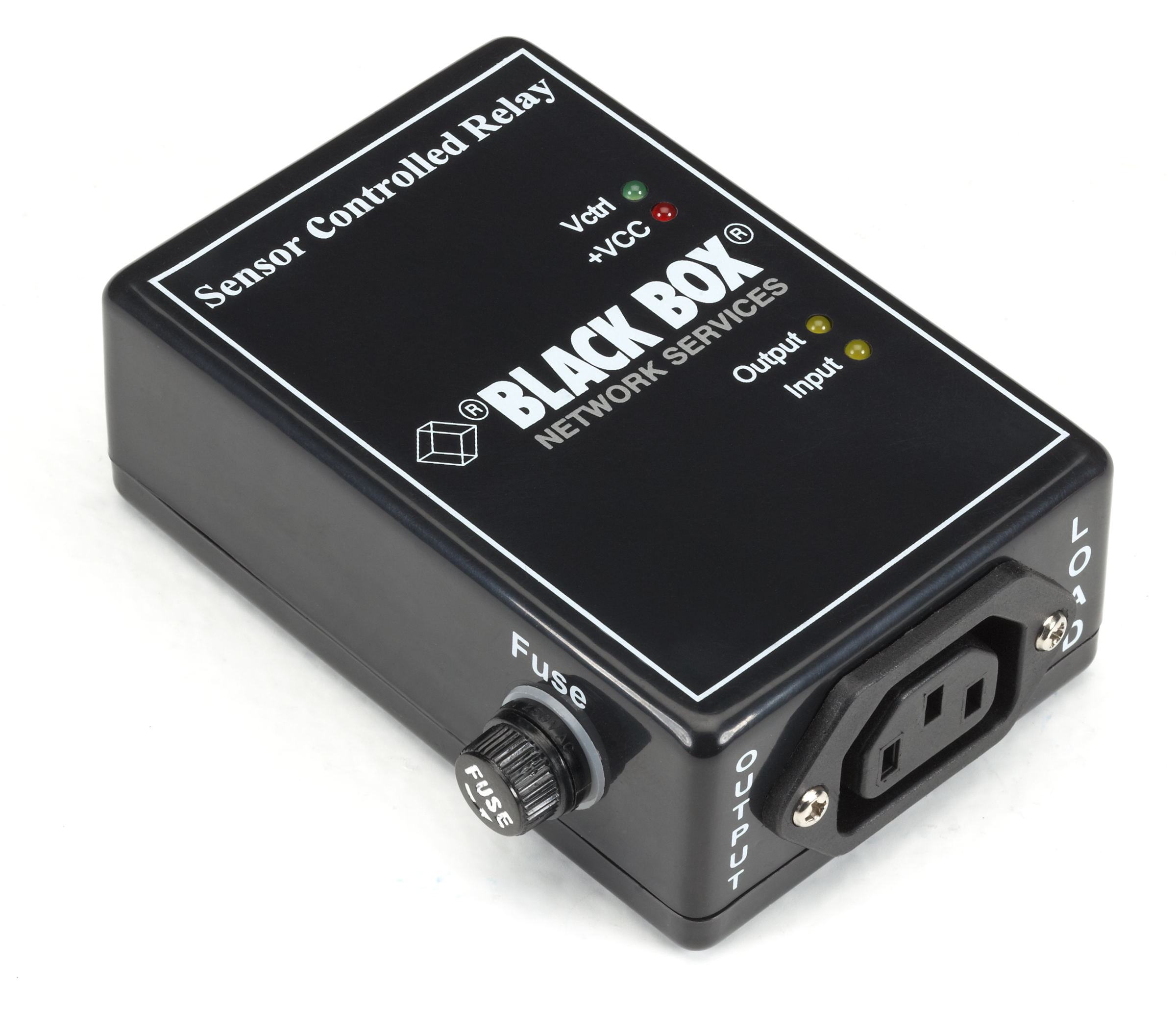AlertWerks Power Switch 220V Normally Closed | Black Box