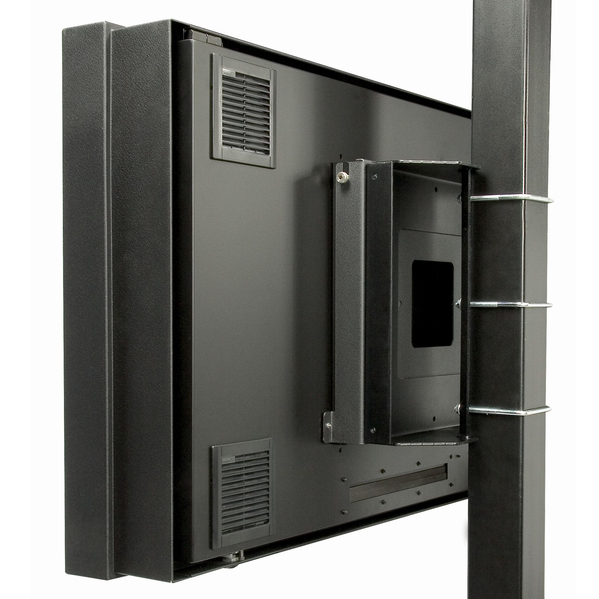Post Mount Kit for Display Enclosure