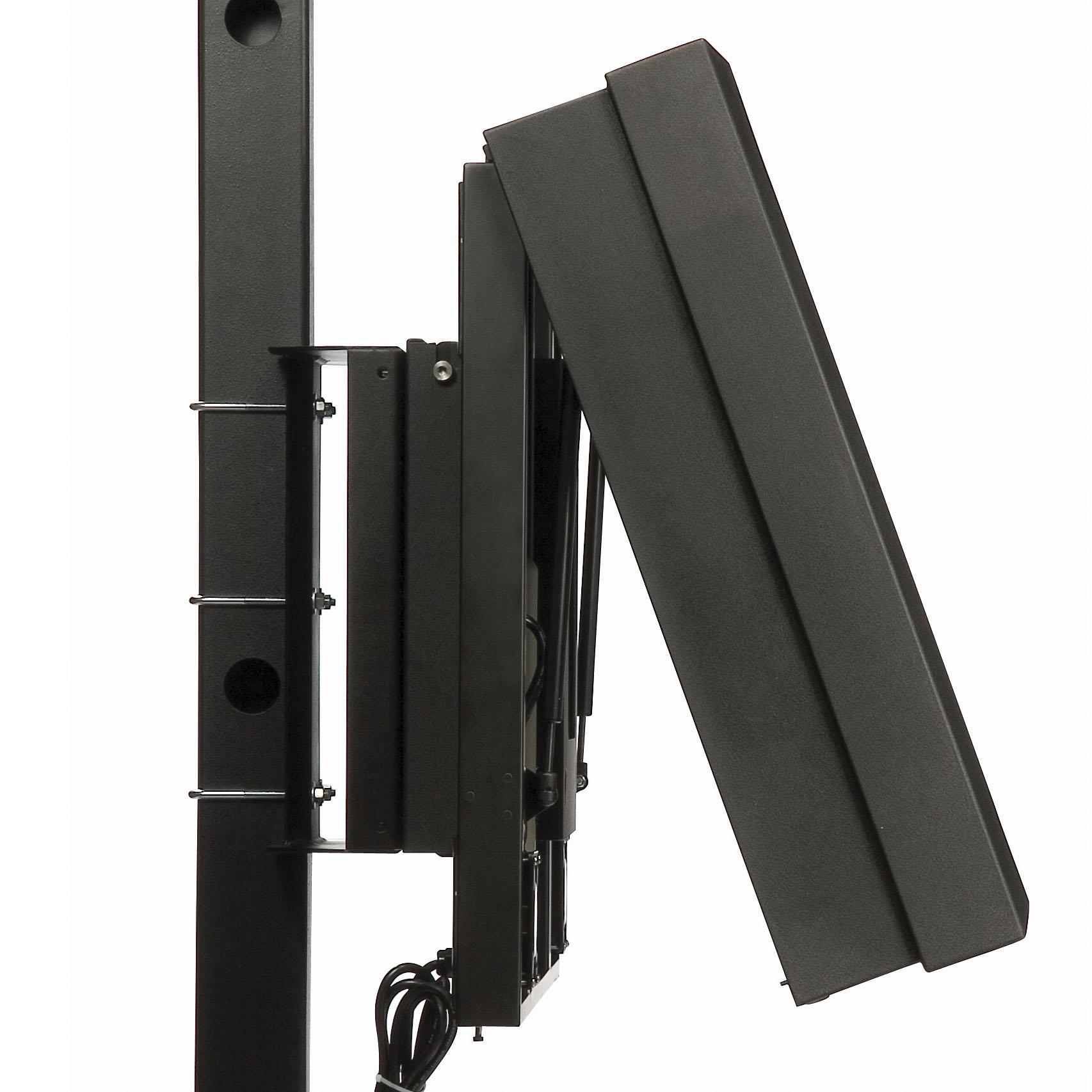 Tilt Wallmount Kit for Display Enclosure