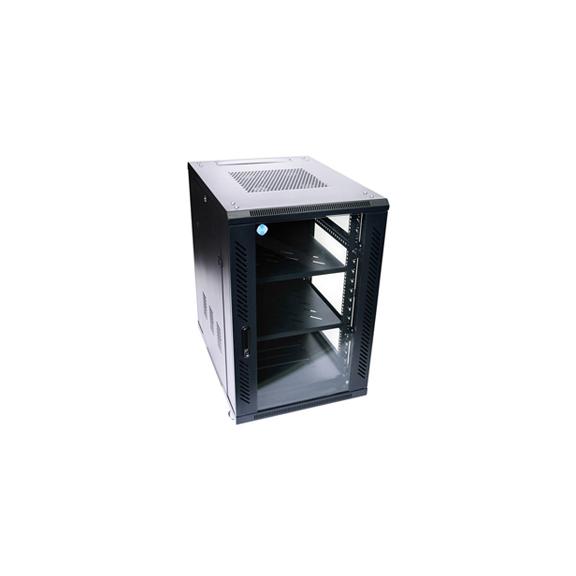 18ru 800 Free Standing Cabinet Black Box