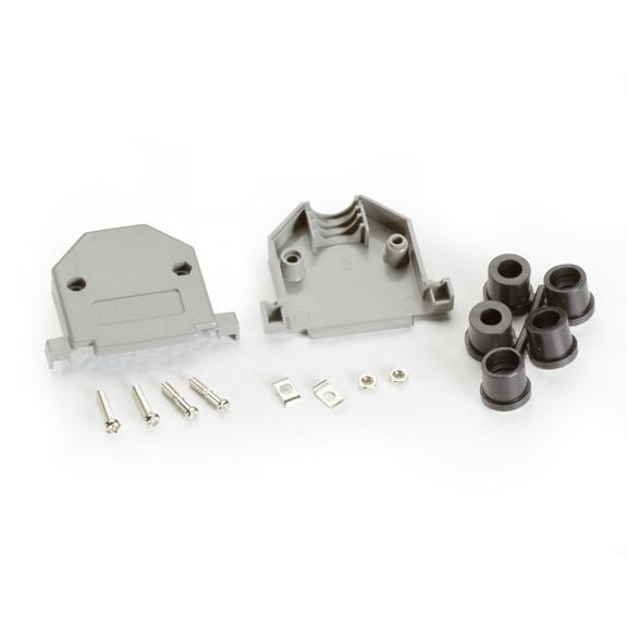 Plastic Hood DB25 10-Pack