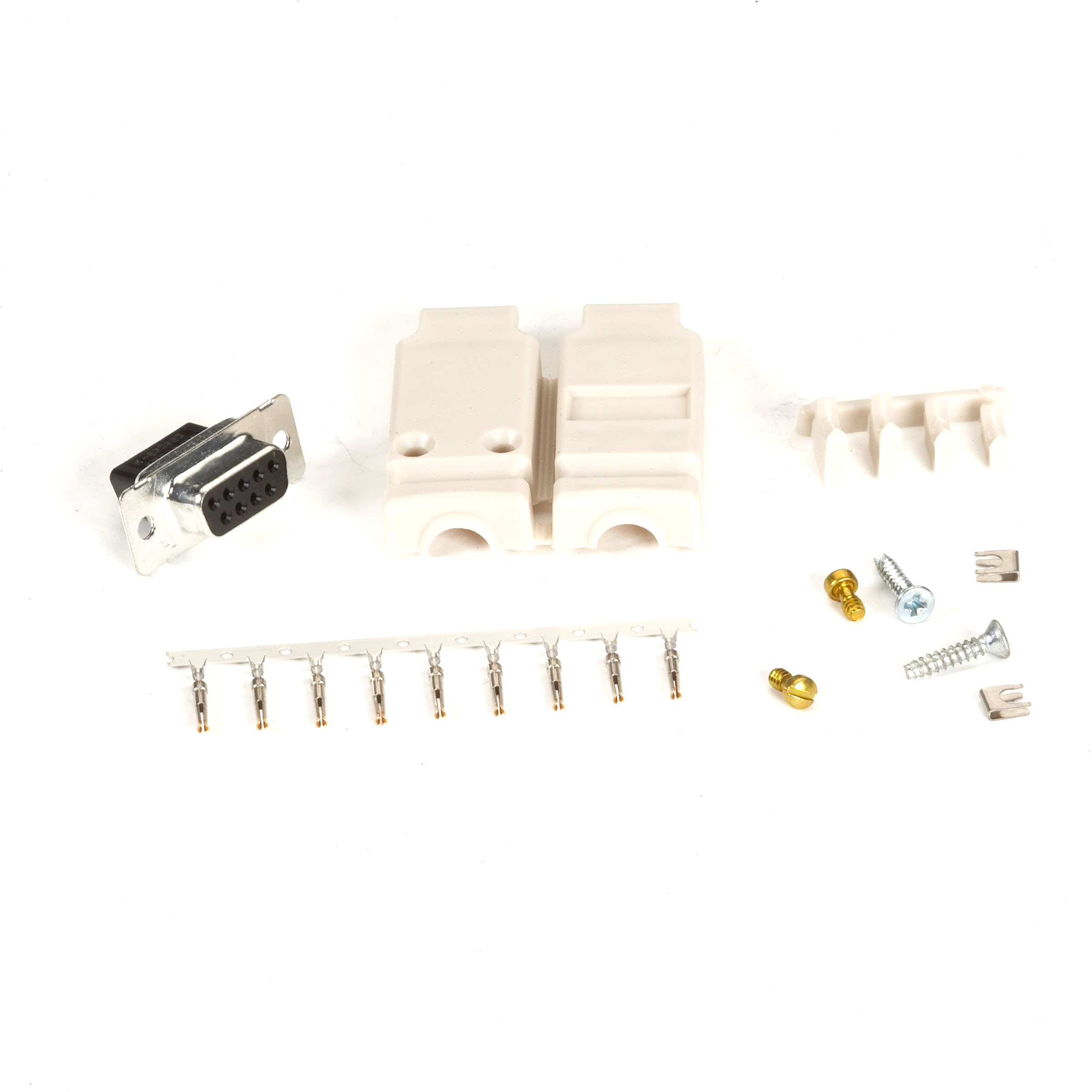 Db9 Female Connector Assembly Kit Black Box May Show Original Images And Post About Cat5e Wall Jack Wiring Diagram Fa049 Photo Similar Product