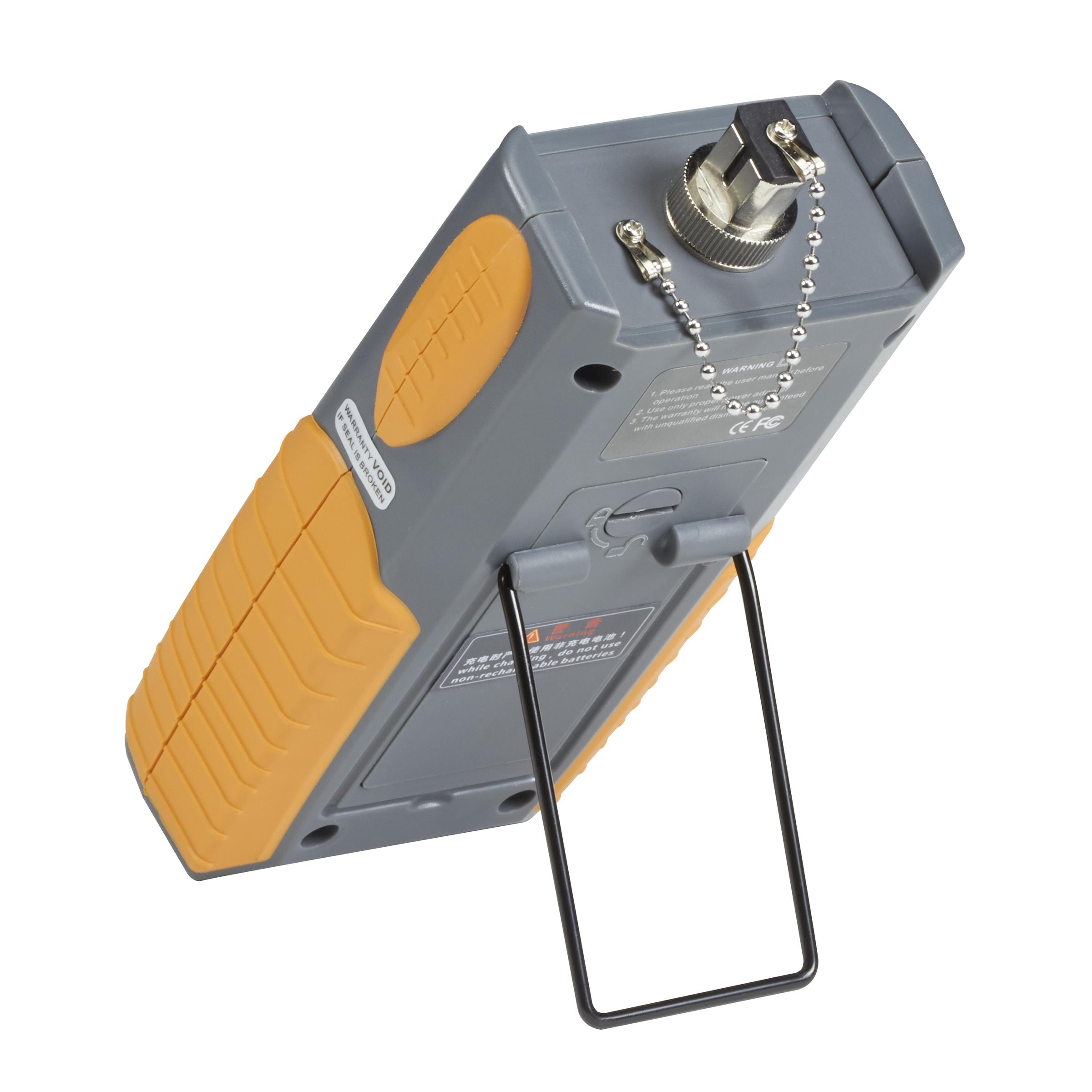 Fiber Optical Power Meter (-50 to +26 dBm)   Black Box