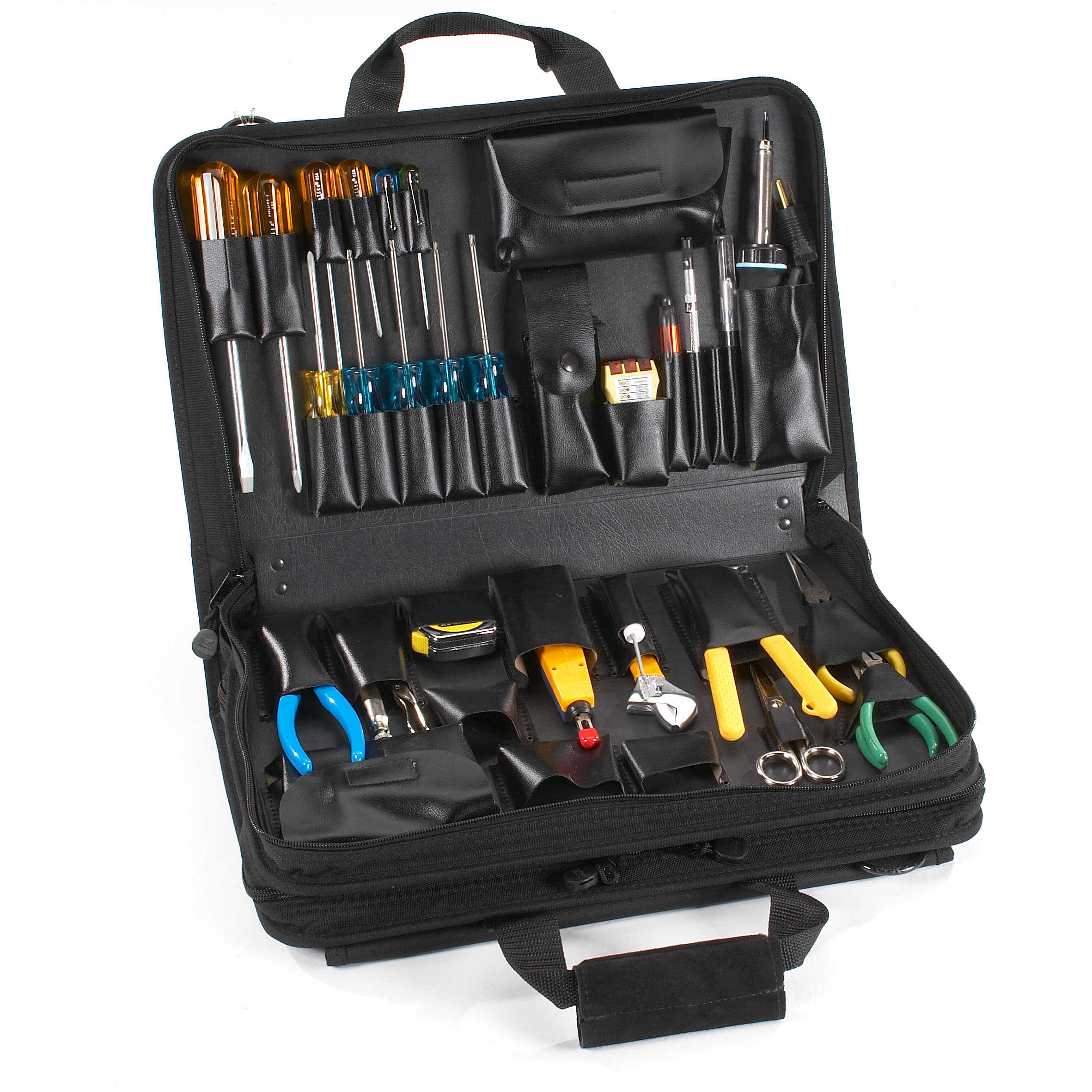 Twisted Pair Wiring Solutions Ltd Lan Tool Kit Black Box Additional Product Image