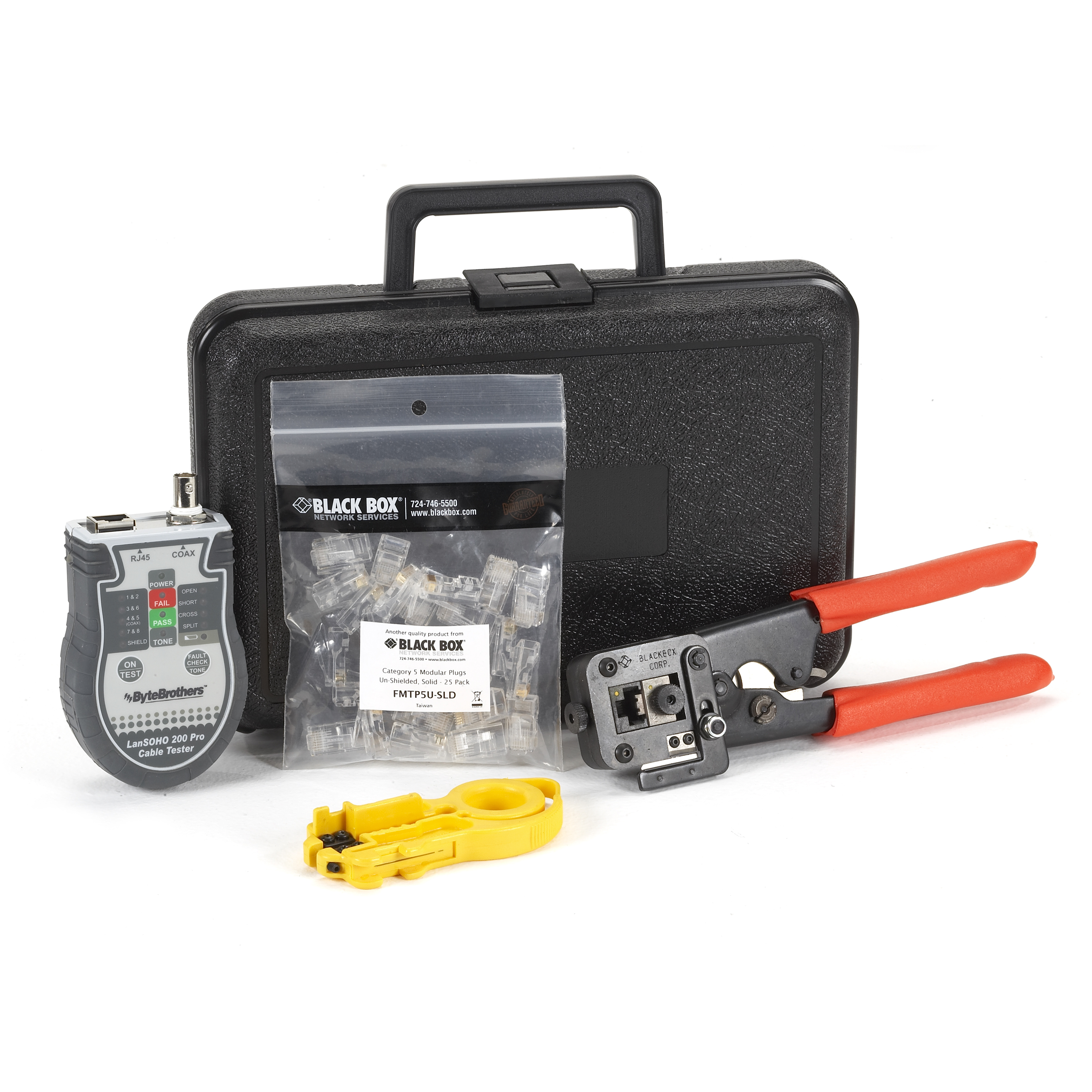 CAT5 Termination Kit | Black Box