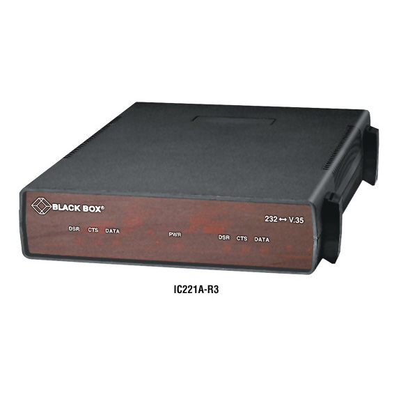 Sync RS232 to V.35 interface converter DB25 to M34