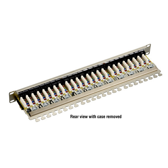 24 port patch panel wiring diagram