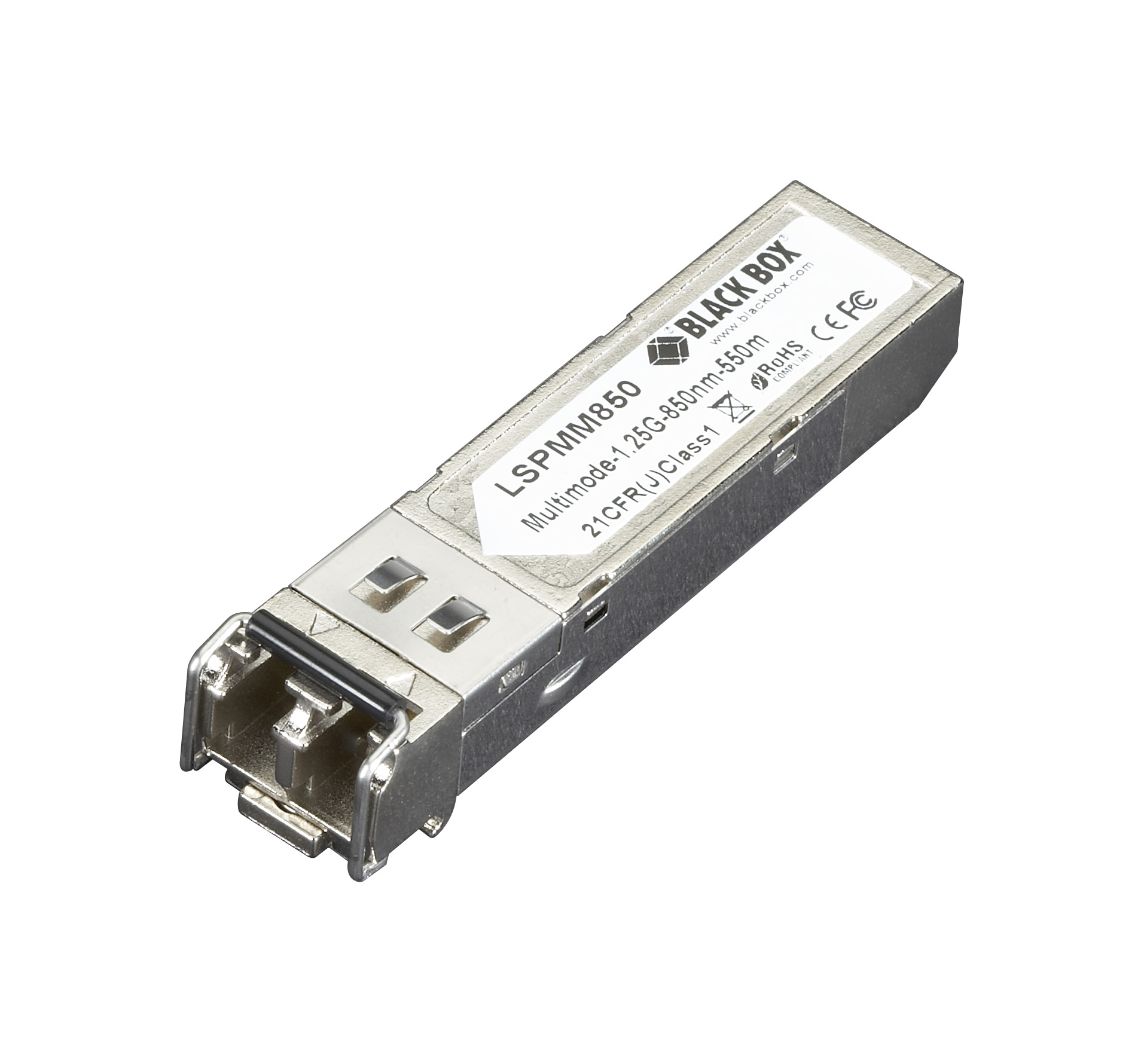 LanScopePro Multimode SFP, 1.25 Gbps, 850-nm, 550 m