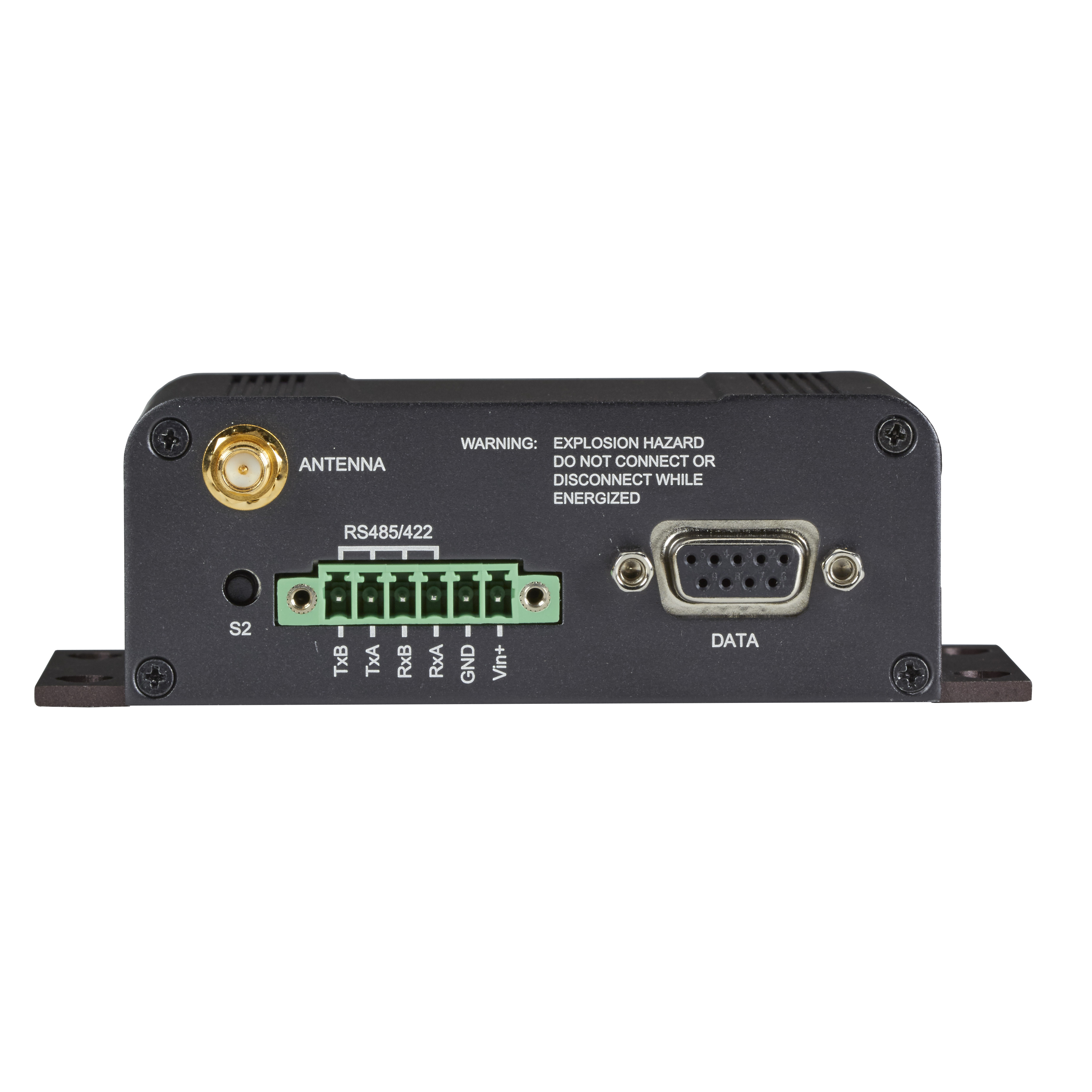 Industrial Async RS232/RS422/RS485 Wireless Modem | Black Box
