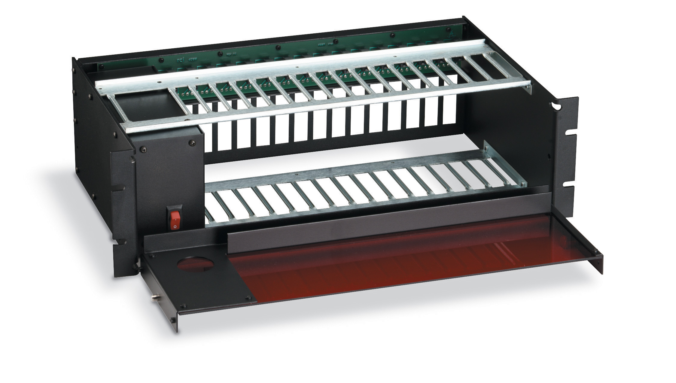 Interface Converter Rack, 16-Card Rack