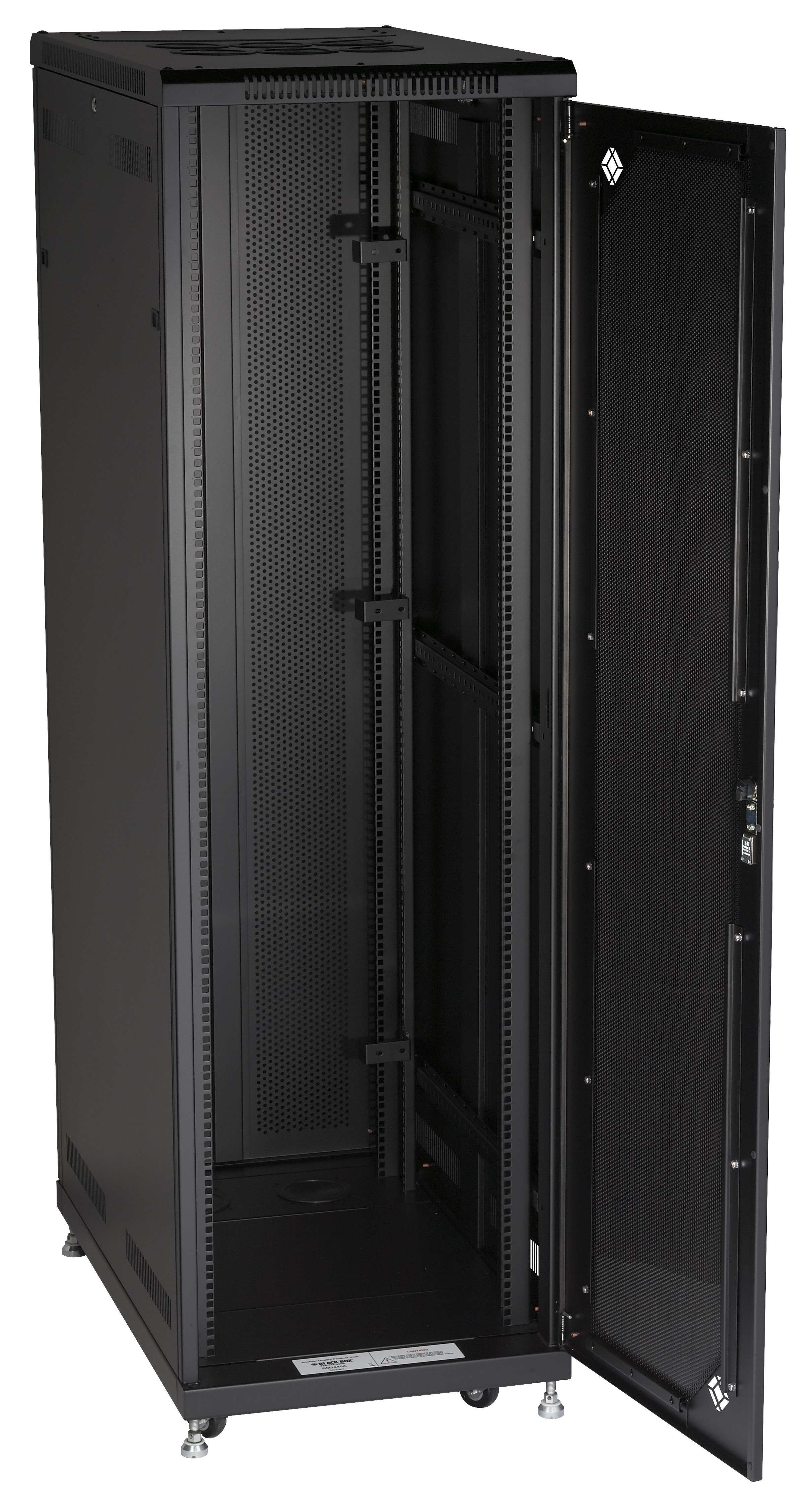 open wallmount products buy support wall door it rack server glass rear side with cabinet mount