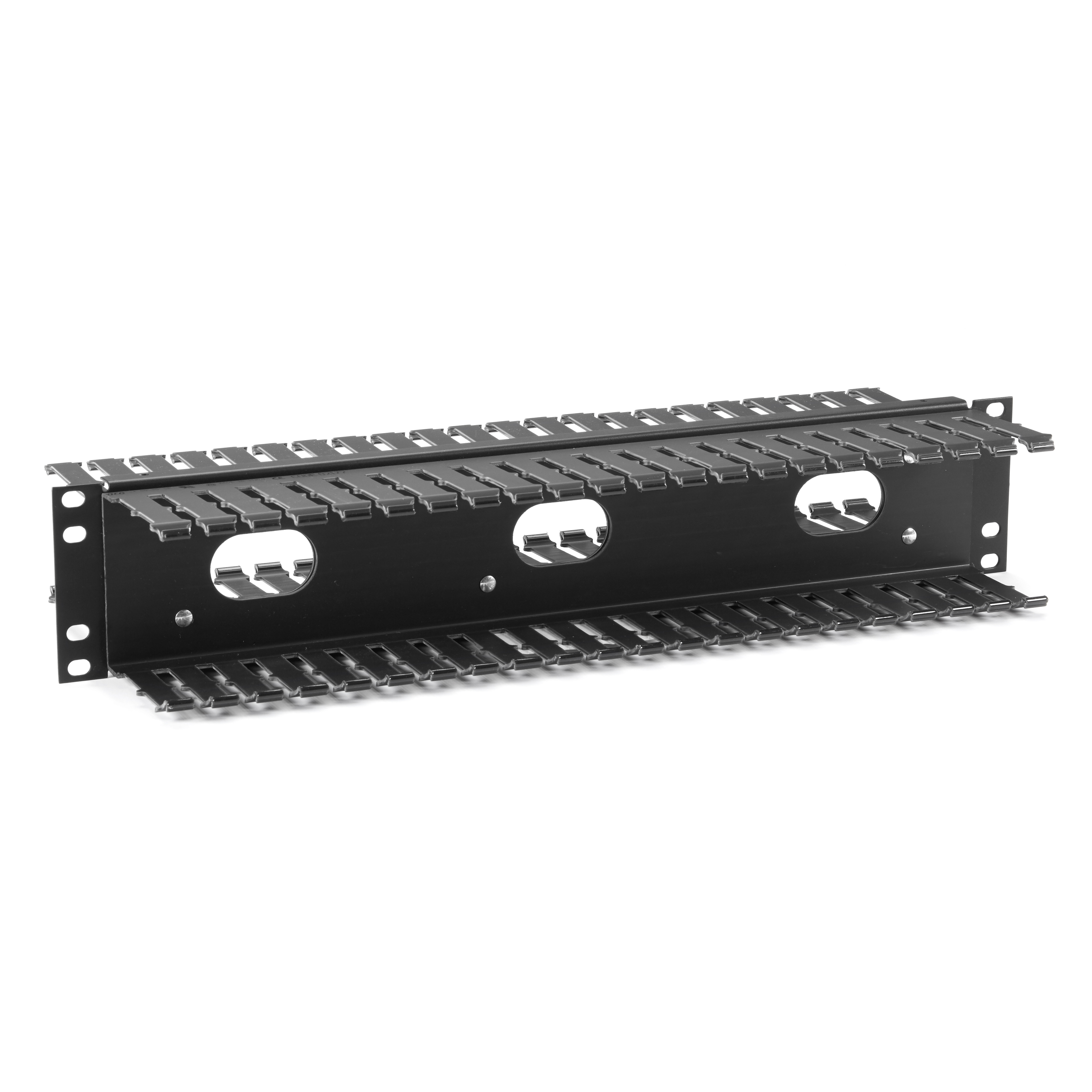 BLACK BOX CORP RM122 SINGLE-SIDED PREMIER CABLE MANAGER 84IN Cable Manager Black Box Corporation RM122 Black Box Cable Management