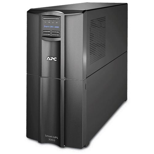 APC Smart-UPS, 3000 VA LCD, 120 V