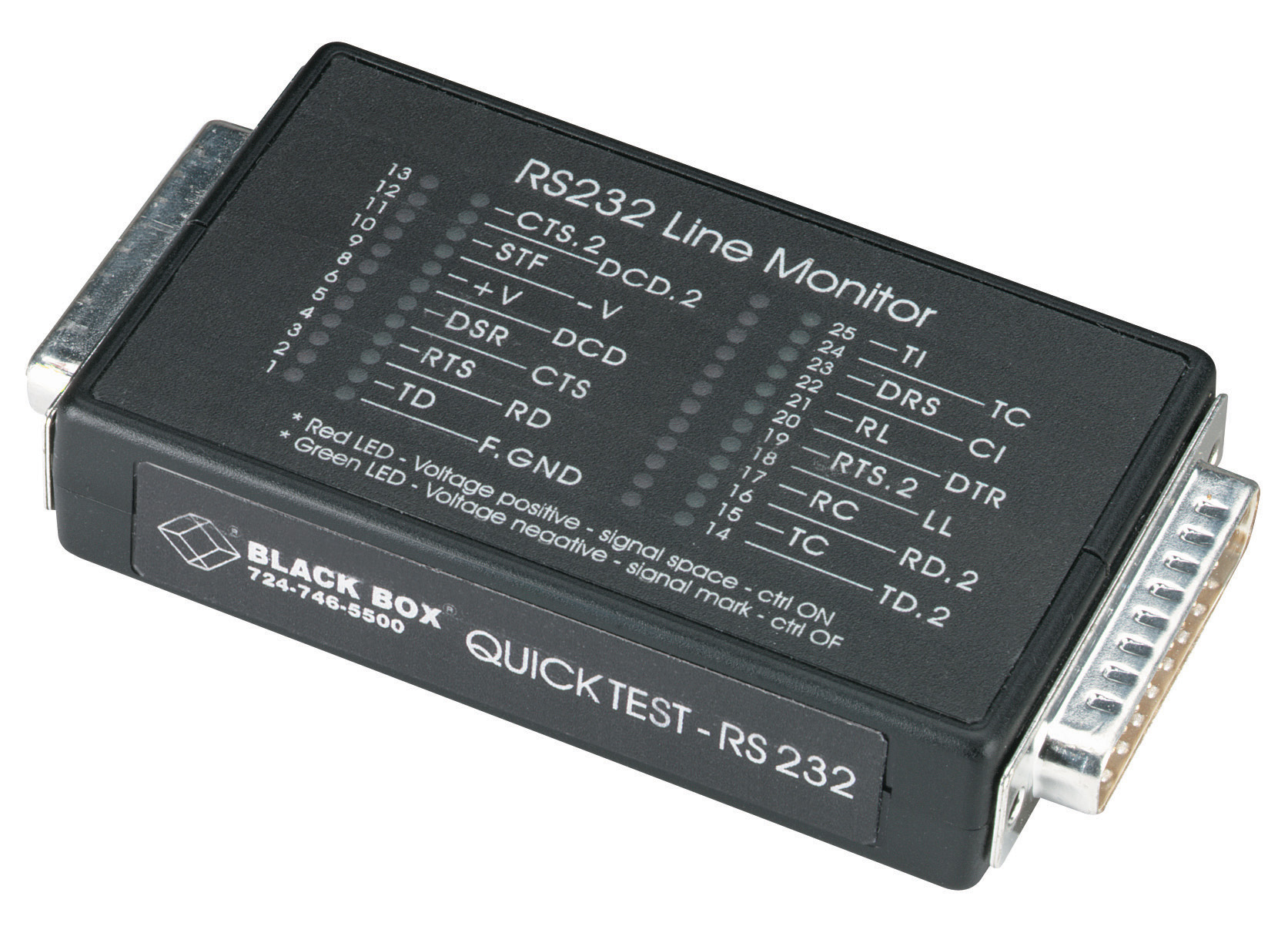 Quick Test RS-232