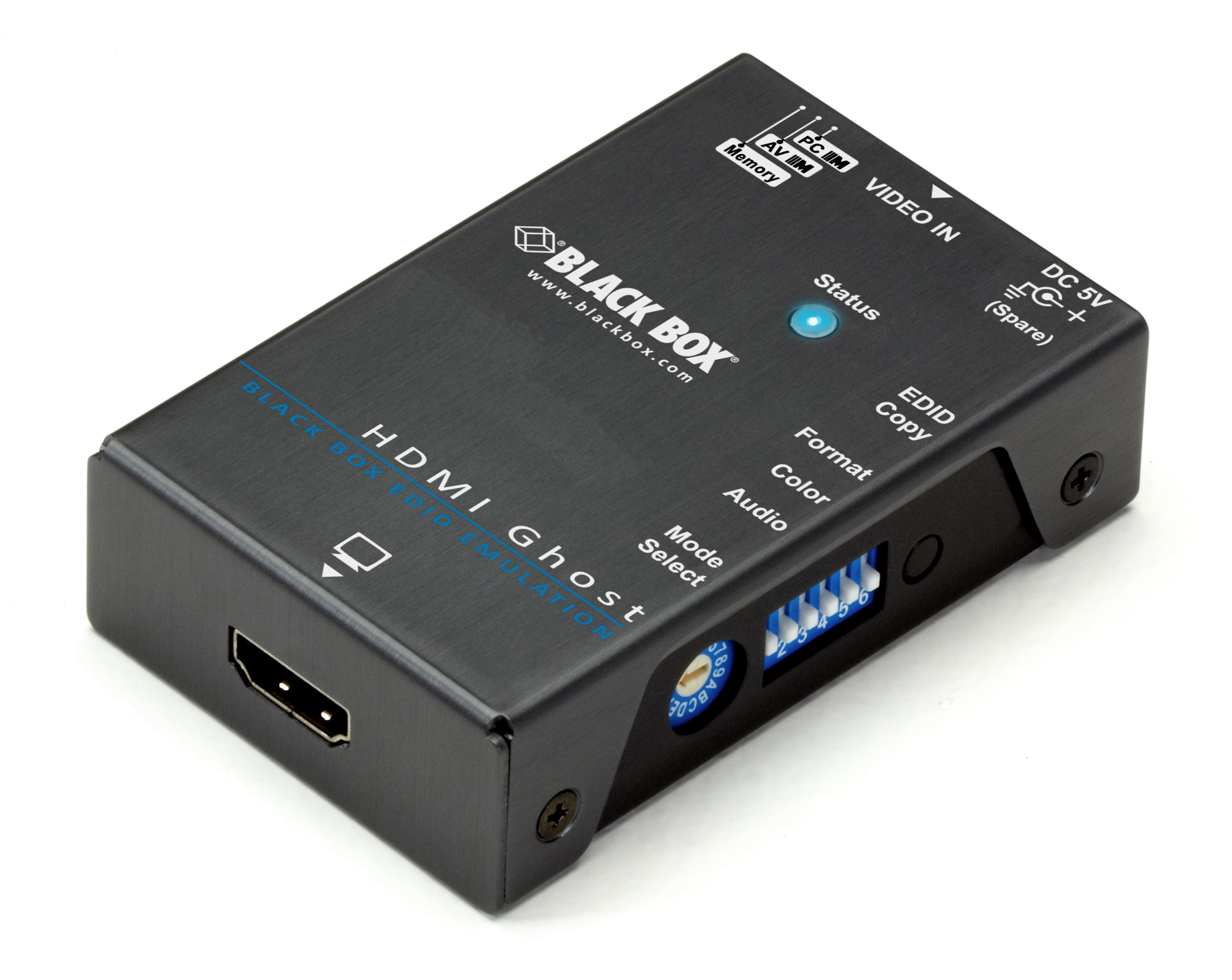 HDMI EDID Ghost | Black Box
