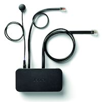 Jabra Headset Electronic Hookswitch Control Adapter for Avaya Series 1600 and 9600 Phones