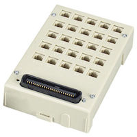 25-Port RJ11 2-Wire To A Telco 50Pin Male