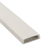 2300 Series 2-Piece Raceway Cover and Base - Adhesive, 5'L x 2 1/4