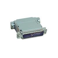 Null Modem Adapter DB25 M/F Pinning B