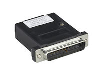 Modular Adapters for Asynchronous Local RS-232 Muxes