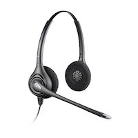 Plantronics SupraPlus Wideband HW261N (Binaural) Headset