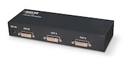 Digital Visual Interface (DVI) Splitter - 2-Channel