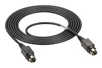 Central Power Hub Lockable Power Cable - 3-Pin, 6-ft.