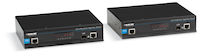 Agility KVM-Over-IP Matrix Switch Transmitter - Dual-Head, Dual-Link DVI-D, USB 2.0, VNC Remote Access