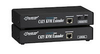 KVM Extender - VGA, PS/2, Single-Access, CATx