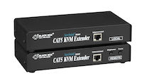 KVM Extender, VGA, PS/2, RS232, Single-Access , CATx