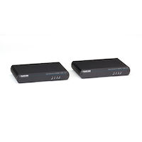 KVM Extender - HDMI, USB 2.0, Single-Access, CATx