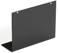 Blanking Chassis Panel for KVM Extender - Quad Slot