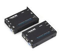 Wizard SRX KVM Extender - VGA, USB 2.0, Audio, Dual-Access, CATx