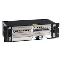 DKM FX KVM Matrix Switch Chassis with Control Card - 48-Port, Unpopulated with Singular Power Supply