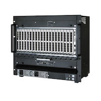 DKM FX KVM Matrix Switch Chassis - Unpopulated with Control Card and Power Supply, 160-Port