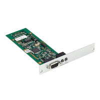 DKM Modular KVM Extender, Receiver Expansion Card, RS-422, Bidirectional Audio