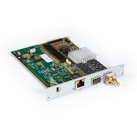 DKM FX Modular KVM Extender Receiver Interface Card - SDI, CATx