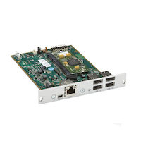 DKM FX HD Video and Peripheral Matrix Switch Receiver Modular Interface Card - CATx, USB 2.0 Extension Board