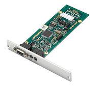 DKM FX DKM HD Video and Peripheral Matrix Switch Transmitter Modular Interface Card - Expansion Interface Bidirectional Analog Audio plus RS-232