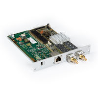 DKM FX Modular KVM Extender Transmitter Interface Card - SDI, USB, CATx