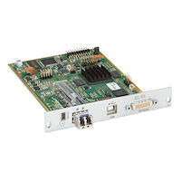 DKM FX Modular KVM Extender Transmitter - Dual Head DVI-D, USB HID, FIBER