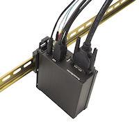 KVM Fiber Extender Kit - DVI-D, USB