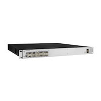 DKM Compact KVM Matrix Switch - Redundant Power, Universal, SFP, 16-Port
