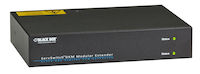 DKM FX Modular KVM Extender Housing Chassis - Integrated Power Supply, 2-Slot, Maritime Use