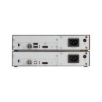 KVM Extender - DisplayPort 1.2 4K60, USB HID, Single-mode Fiber